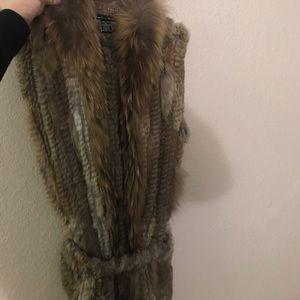 Tops - Rabbit fur